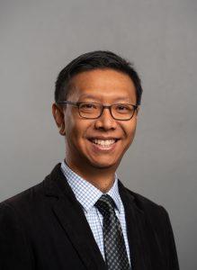 Christopher Yue Headshot