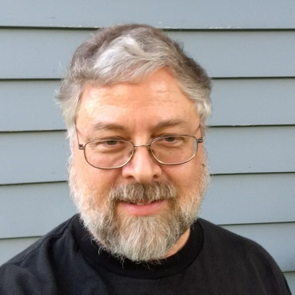 Jim Leinweber Headshot