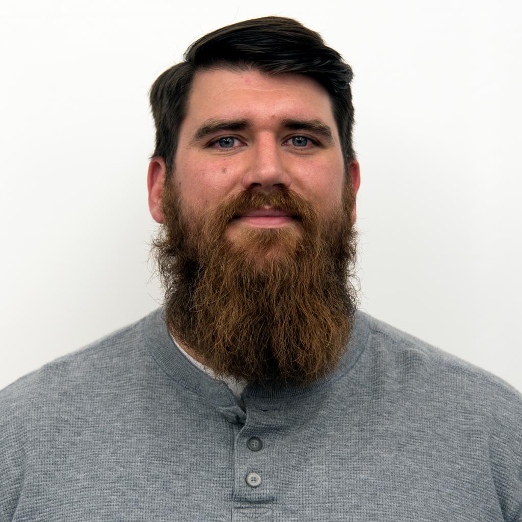 Conor Klecher Headshot