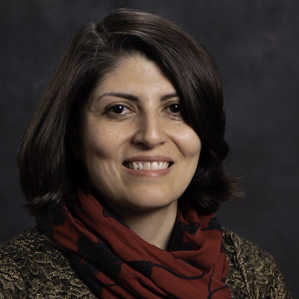 Mehrnaz Ahmadi Joobaneh Headshot